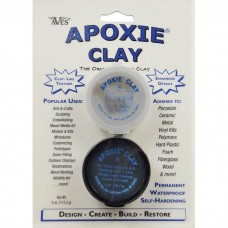 Aves Apoxie Clay Native Two Part Self-Hardening Adhesive