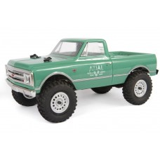 Axial SCX24 1/24 1967 Chevy C10 4wd RTR Truck Green