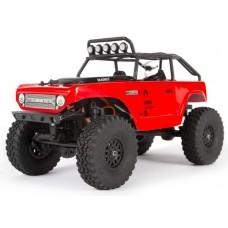 Axial SCX24 Deadbolt 1/24 4wd RTR Rock Crawler Red