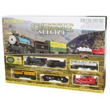 Bachmann HO Scale Chessie Special Train Set