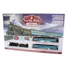 Bachmann HO North Pole Express Train Set