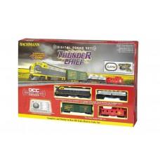 Bachmann HO Scale Thunder Chief w/EZ Command Sound Train Set