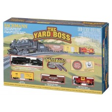 Bachmann Trains N Scale Yard Boss Train Set