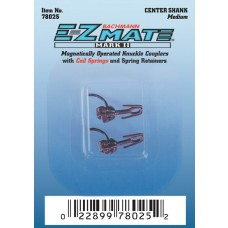 Bachmann HO Scale E-Z Mate Mark II Center Shank Medium Coupler