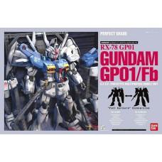 Bandai PG 1/60 RX-78GP01 Gundam GP01/GP01Fb Zephyrantes Plastic Model Kit