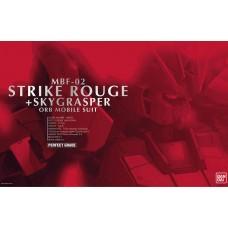 Bandai PG 1/60 Strike Rouge + Skygrasper Plastic Model Kit