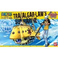 Bandai Trafalgar Law's Submarine Plastic Model Kit