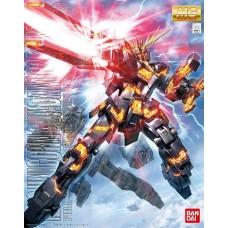 Bandai MG Rx-0 Gundam Unicorn Banshee Plastic Model Kit
