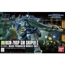 Bandai HG 1:144 RGM-79SP GM Sniper II Plastic Model Kit