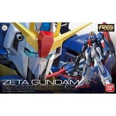 Bandai RG #10 1:144 MSZ-006 Zeta Gundam Plastic Model Kit