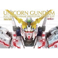 Bandai PG 1:60 RX-0 Unicorn Gundam Plastic Model Kit