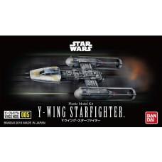 Bandai Star Wars Y-Wing Starfighter Vehicle Model Plastic Model Kit
