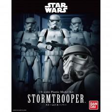 Bandai 1:6 Star Wars Stormtrooper Plastic Model Kit