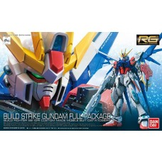 Bandai RG 1:144 #23 Build Strike Gundam Full Package Plastic Model Kit