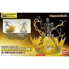 Bandai Figure-rise Effect Aura Effect (Yellow) Plastic Model Kit