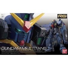 Bandai RG 1/144 Gundam Mk-II (Titans) Plastic Model Kit