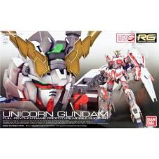 Bandai HG 1:144 Unicorn Gundam Plastic Model Kit