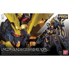 Bandai HG 1:144 Unicorn Gundam 02 Banshee Norn Plastic Model Kit