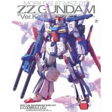 Bandai ZZ Gundam (ver.Ka) Plastic Model Kit