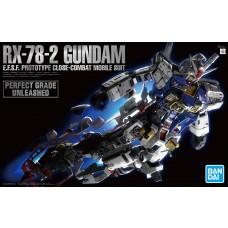 Bandai PG Unleashed 1/60 RX-78-2 Gundam Plastic Model Kit