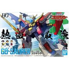 Bandai HG 1:300 Go-Saurer Plastic Model Kit