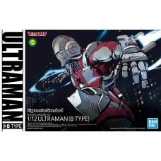 Bandai 1:12 Ultraman B Type Plastic Model Kit