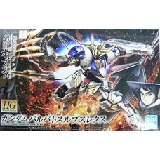 Bandai HG 1:144 Gundam Barbatos Lupus Rex Plastic Model Kit