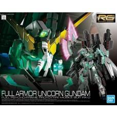 Bandai RG Full Armor Unicorn Gundam Plastic Model Kit
