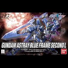 Bandai HG 1:144 Gundam Astray Blue Frame Second L Plastic Model Kit