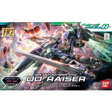 Bandai HG 00 Raiser Designer Color Ver Plastic Model Kit