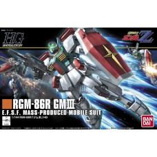 Bandai HG 1/144 RGM-86R GM III Plastic Model Kit