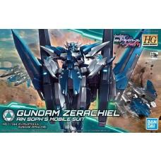 Bandai HG Gundam Zerachiel Plastic Model Kit