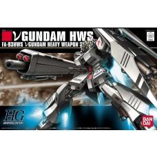 Bandai HG Nu Gundam HWS Plastic Model Kit