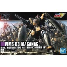 Bandai HG 1/144 Maganac Plastic Model Kit