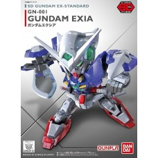Bandai SD EX Gundam Exia Plastic Model Kit