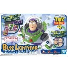 "Bandai Buzz Lightyear ""Toy Story"" Plastic Model Kit"