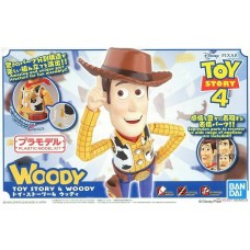 "Bandai Woody ""Toy Story"" Plastic Model Kit"