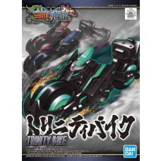 Bandai SD Soketsuden Trinity Bike Plastic Model Kit
