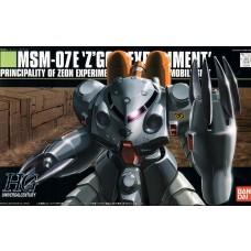 Bandai HG 1:144 Z'Gok-E Plastic Model Kit