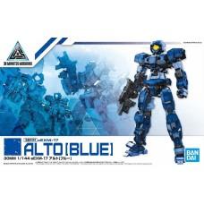 Bandai 30MM Alto Blue Plastic Model Kit