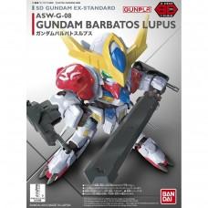 Bandai SD EX 014 Gundam Barbatos Lupus Plastic Model Kit