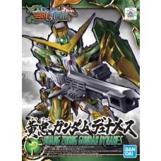 Bandai SD Huang Zhong Gundam Dynames Plastic Model Kit
