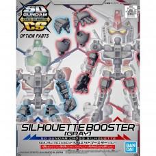 Bandai SDCS #14 Silhouette Booster (Gray) Plastic Model KIt