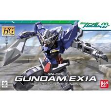 Bandai HG 1:144 Gundam Exia Plastic Model Kit
