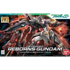 Bandai HG 1:144 Reborns Gundam Plastic Model Kit