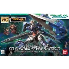 Bandai HG 1:144 00 Gundam Seven Sword Plastic Model Kit