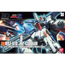 Bandai HG 1:144 ZZ Gundam Plastic Model Kit