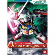 Bandai SDBB #333 O Gundam Type A.C.D. Plastic Model Kit
