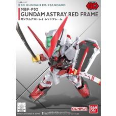 Bandai SD EX-Standard #07 Gundam Astray Red Frame Plastic Model Kit