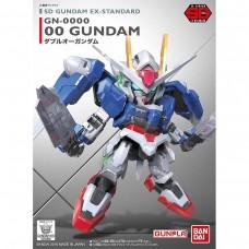 Bandai SD EX 00 Gundam Plastic Model Kit